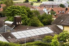Solaranlage Bezirksgefängnis Dielsdorf